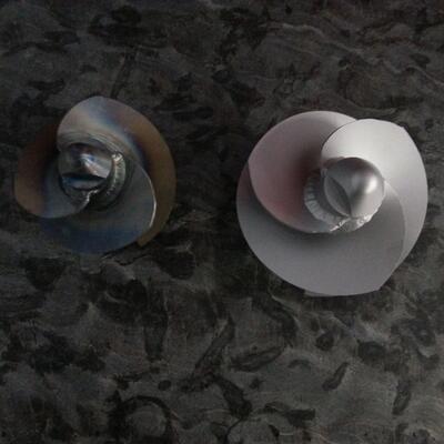 Glasperlstrahlen, Sandstrahlen